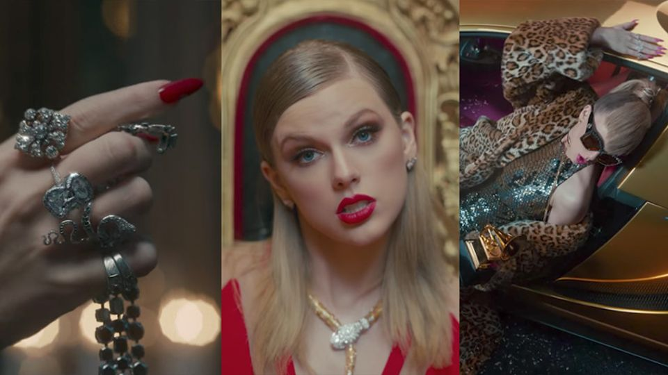e95d1c9271ccc We have all the hidden messages in Taylor Swift's new music video ...