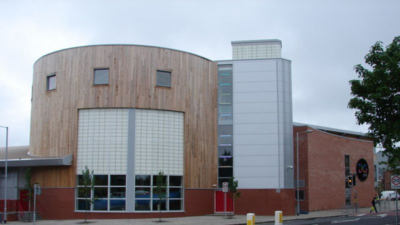 Dumfries leisure centre DG1 had thousands of users in it's first month