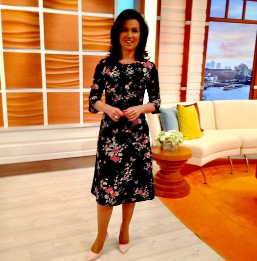 9691f9e9edb Susanna Reid reveals how she is able to deal with Piers Morgan every ...