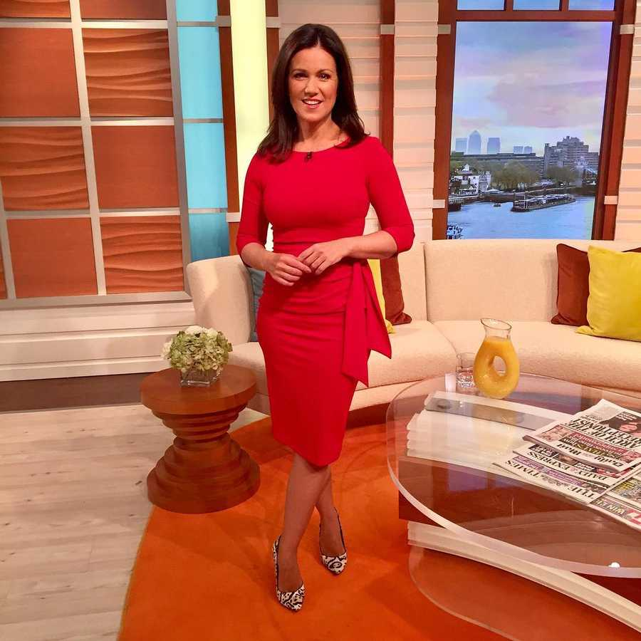 susanna reid all her clothes from good morning britain and where