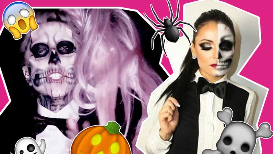c99fd388018c 29 CHEAP & EASY Halloween costumes you can make at home | Closer