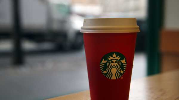 Starbucks' Christmas Cups Might Not Be Red This Year