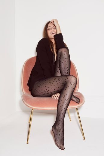 8599d8ab97fd2 Calzedonia's Haute Hosiery Is A Game-Changer | Grazia