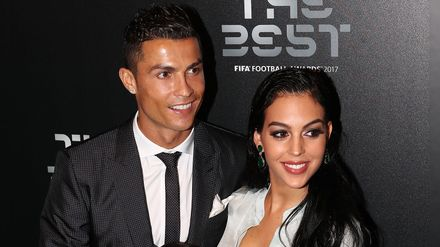Ronaldo S Girlfriend Has Posted The Most Glamorous First Baby Photo Ever Closer