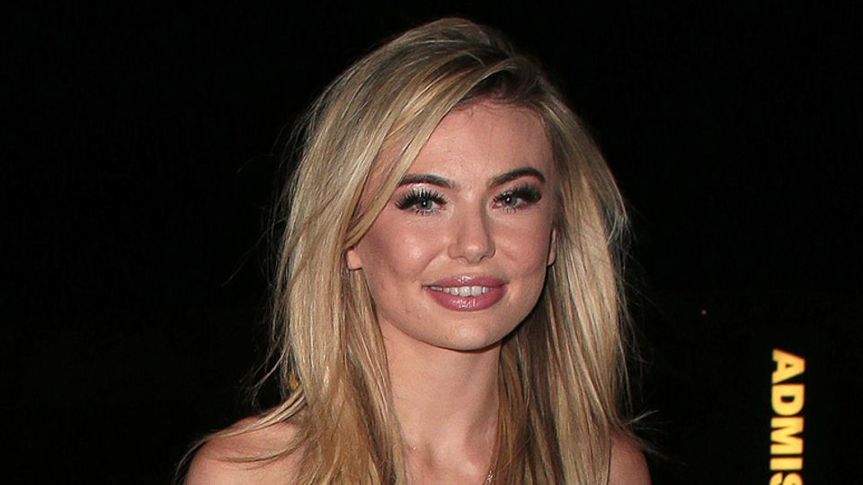 Fabulous The reason why Toff wears make-up on I'm A Celebrity has been #CC54