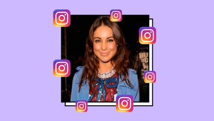 Louise Thompson Has Been Sucked Into The Influencer Black Hole On