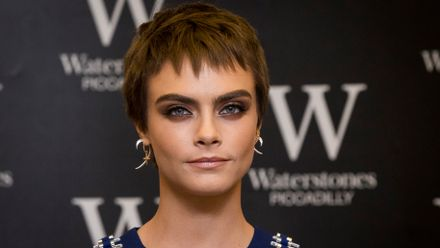 Why Trapped Cara Delevingne Can T Move On From Modelling Grazia
