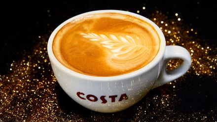 Costa Have Shimmer Coffee For Christmas And Heres Where You
