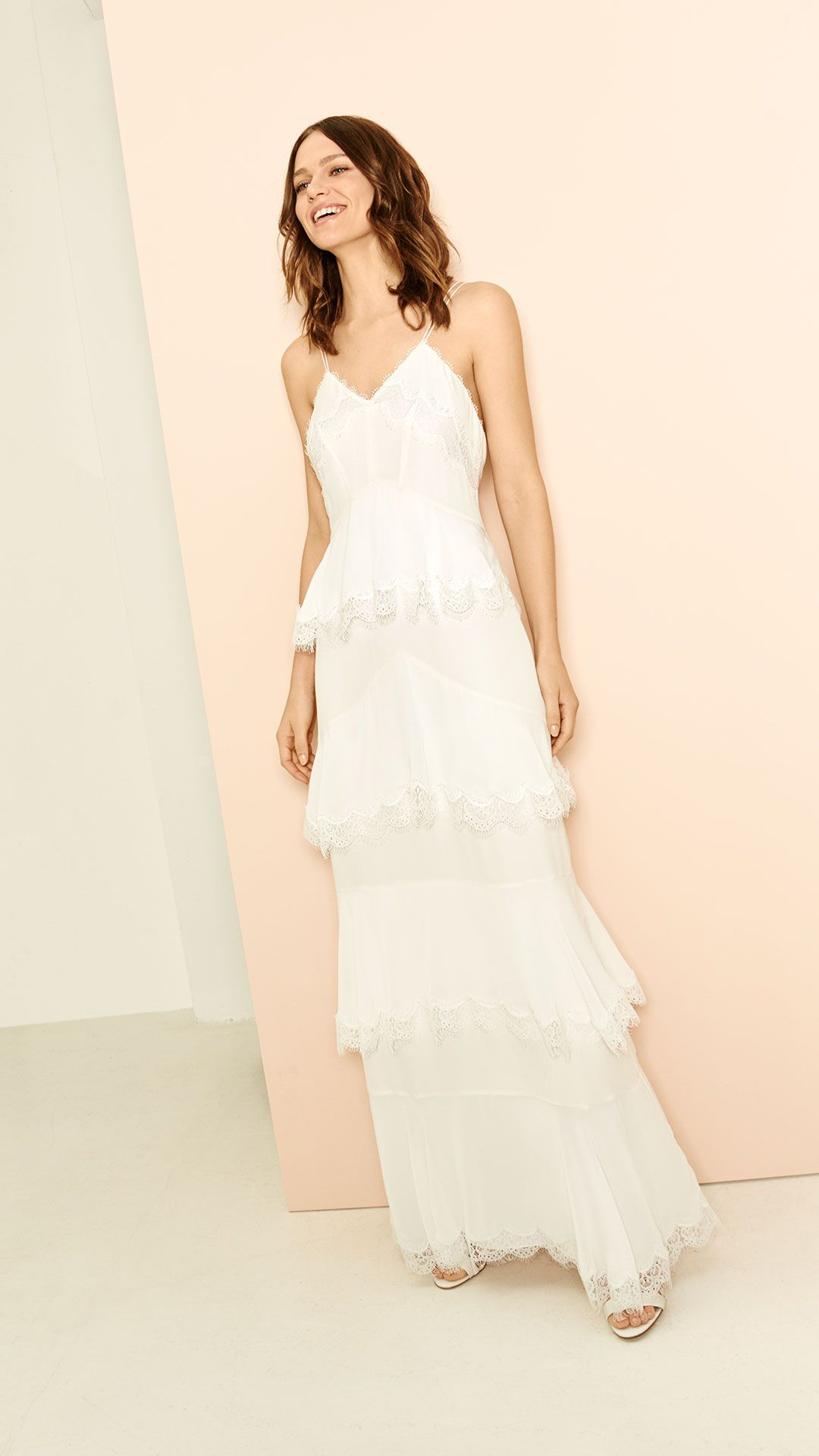 The Prettiest Dresses From Whistles New Bridal Collection Grazia