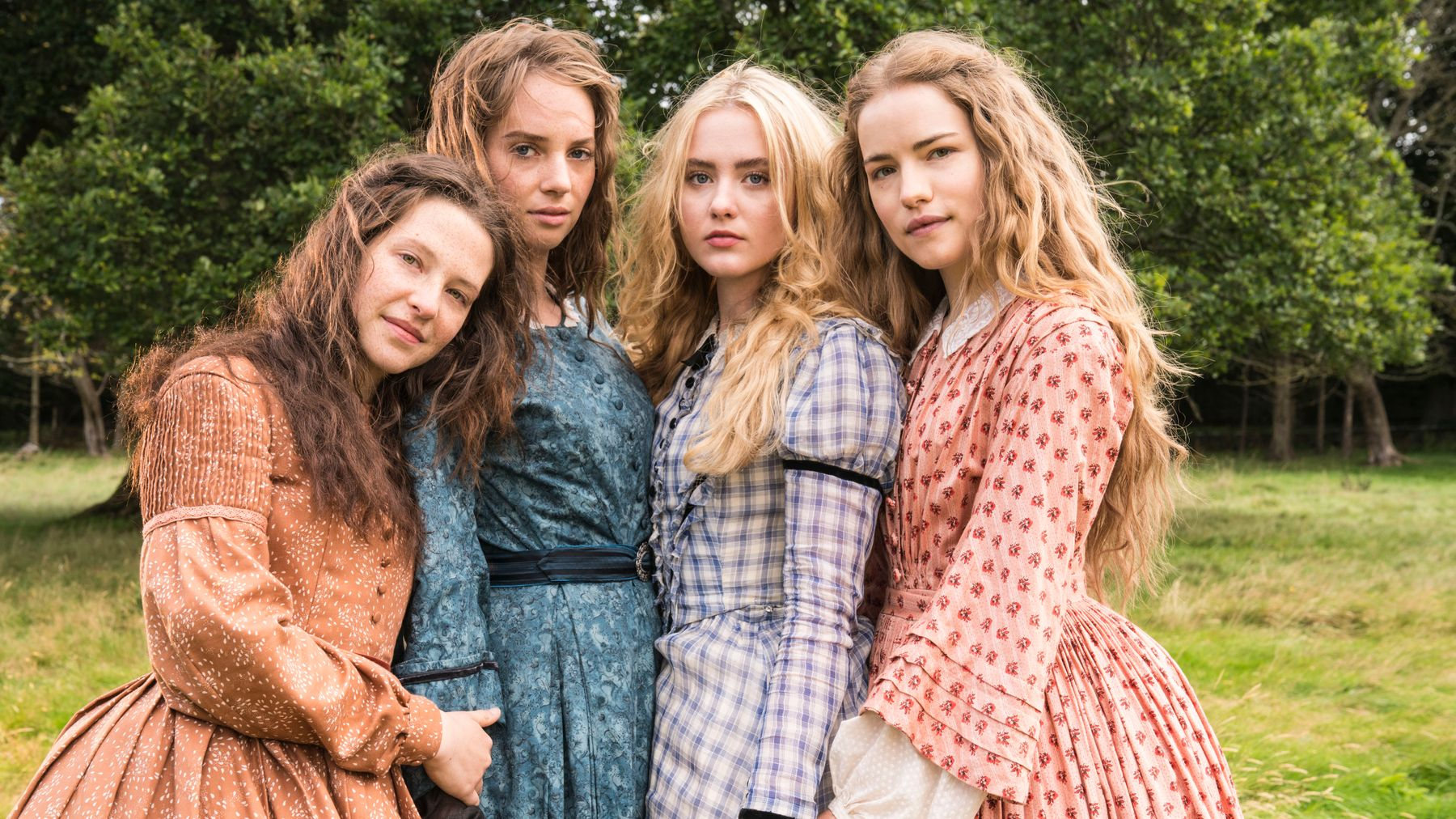 e68306b561e9 Little Women: Bringing The March Sisters' Wardrobes From Page To Screen