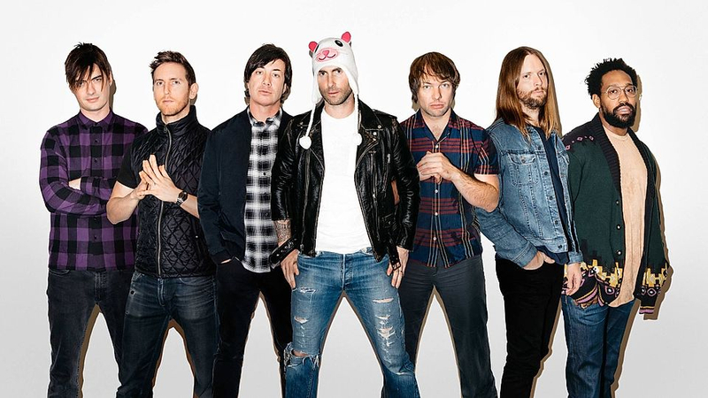 Win it Minute: What is the name of Maroon 5's latest single?