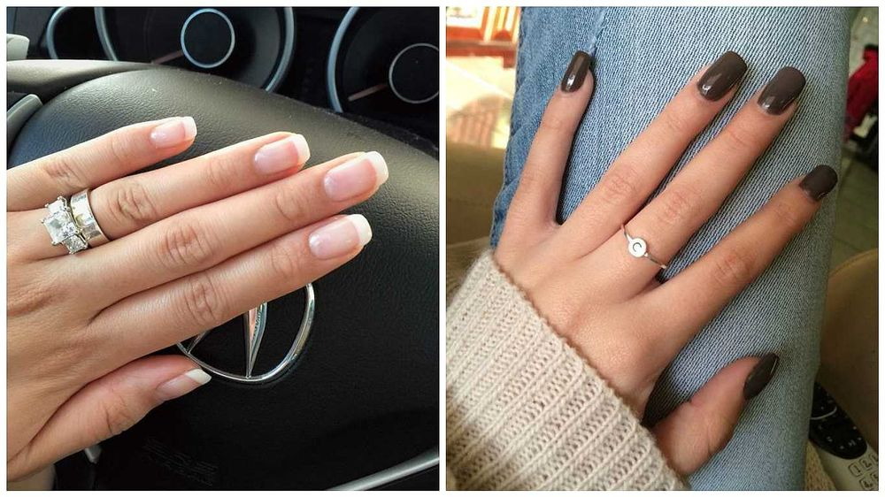 There Are Seven Different Nail Shapes - But Which One Should