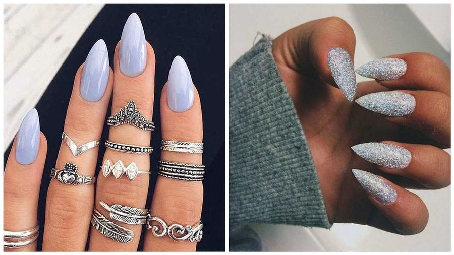 There Are Seven Different Nail Shapes - But Which One Should You Go