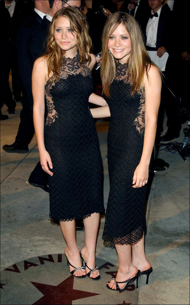 37 Things You Didn't Know About The Olsen Twins   Grazia