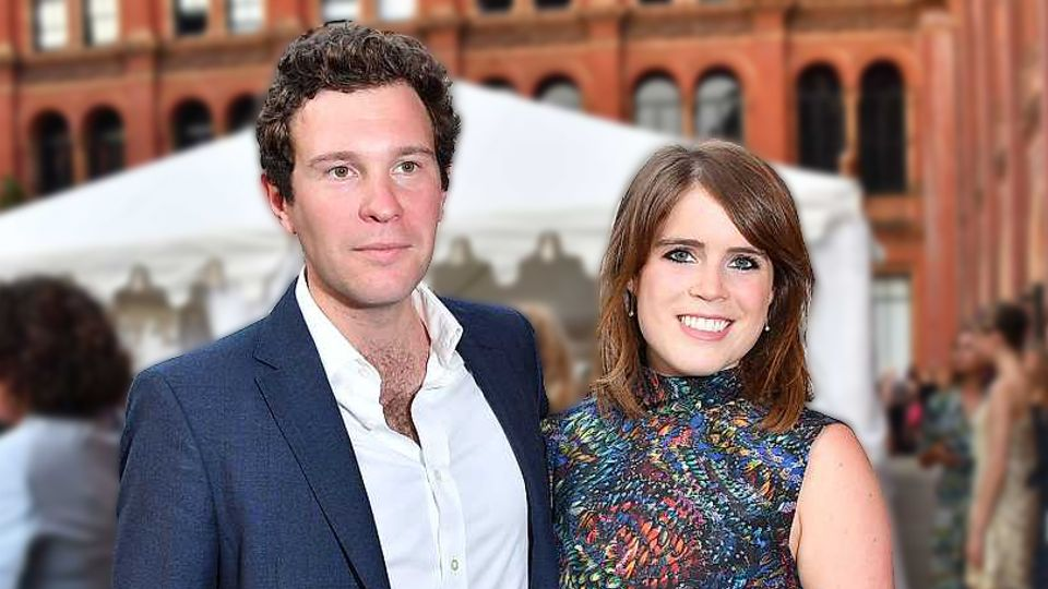 Princess Eugenie S Engagement Ring Is Double The Value Of Meghan