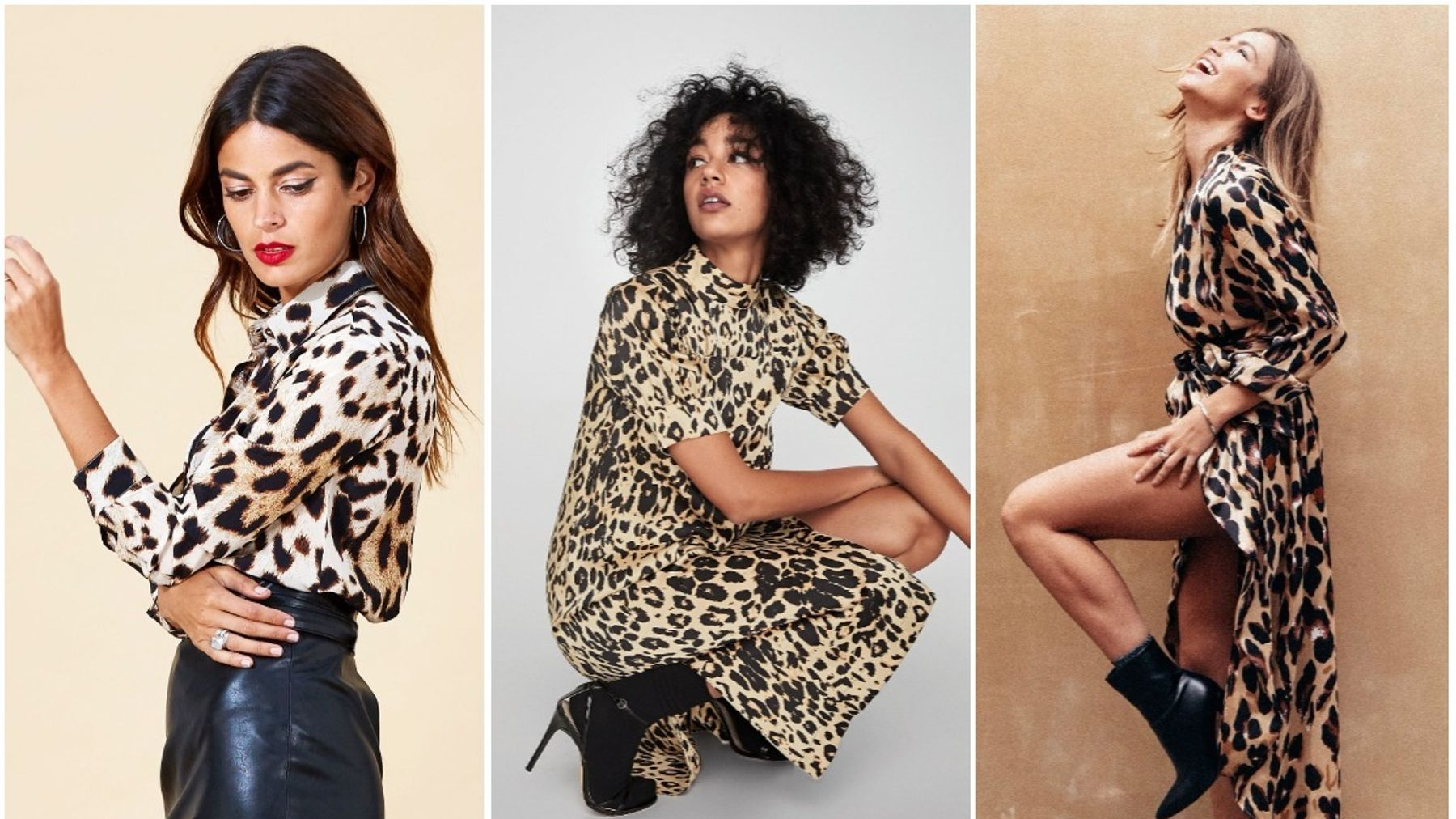 7d251bea 13 Leopard Print Pieces You Need Hanging In Your Wardrobe | Grazia