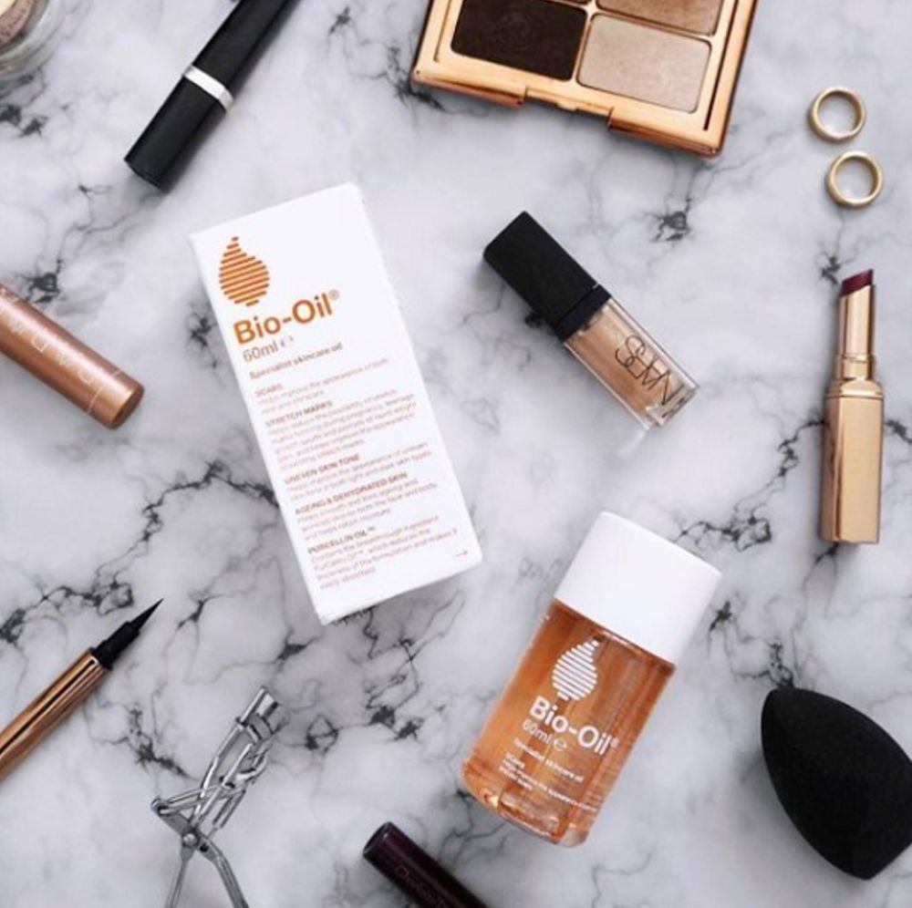 The Many Wonderful Benefits And Uses Of Bio Oil   Grazia