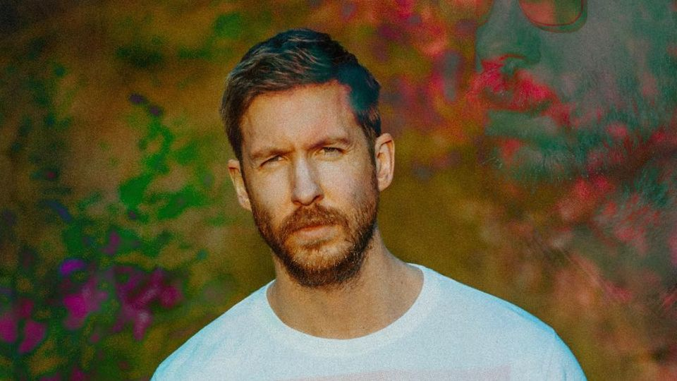 Calvin Harris Releases Glitchy New Song Featuring
