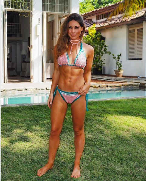 Need Some Gymspiration Here Are 15 Female Celebrities Who Will Inspire You To Hit The Gym Closer Get the latest news, exclusives, sport, celebrities, showbiz, politics, business and lifestyle from the fighting fit. here are 15 female celebrities who will