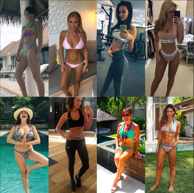 Need Some Gymspiration Here Are 15 Female Celebrities Who Will Inspire You To Hit The Gym Closer Join one of the biggest nsfw content sharing community on the internet. here are 15 female celebrities who will