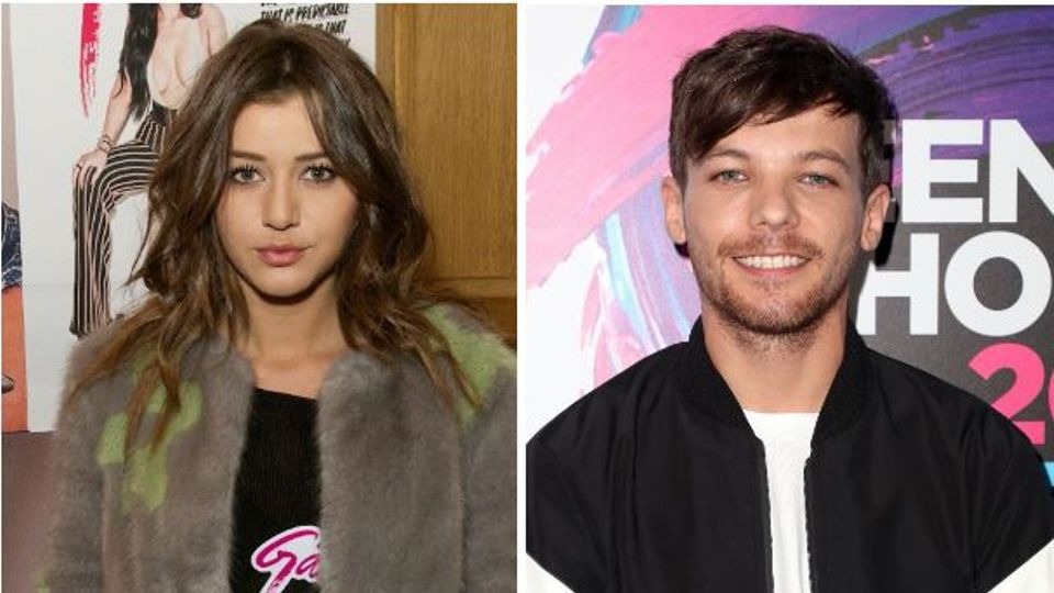 9d8005e8b9aa Eleanor Calder swoons over Louis Tomlinson in sweet new post ...