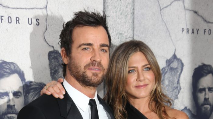 46d55bed A New Theory Has Emerged About Jennifer Aniston And Justin Theroux's Split  | Grazia