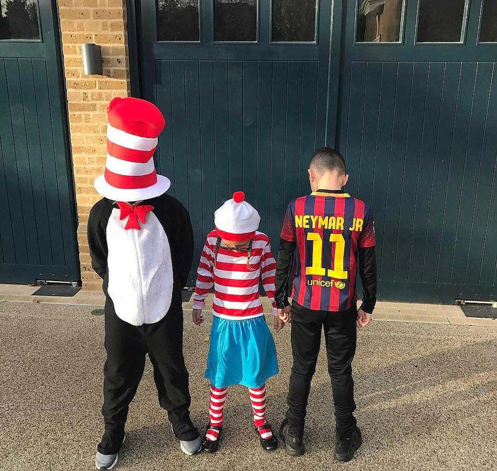 World Book Day: easy DIY costume ideas | Closer