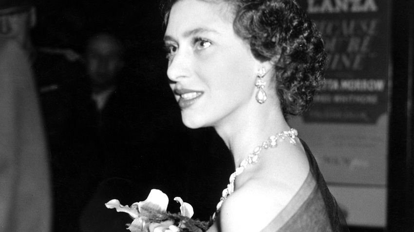 The Queen Approved Of This Princess Margaret Affair Grazia