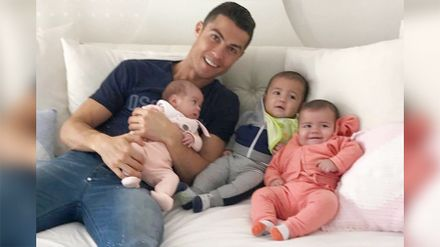 Cristiano Ronaldo S Son Is Worryingly Ripped For A Seven Year Old Closer