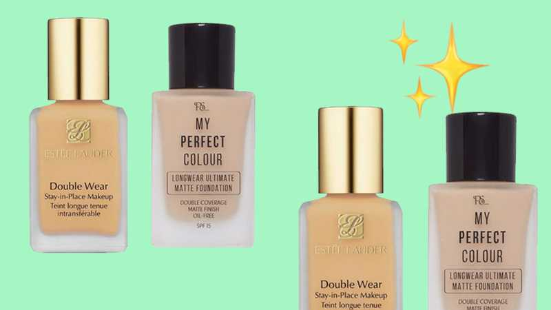 The internet has found a dupe for Estee Lauder's Double Wear foundation 😱