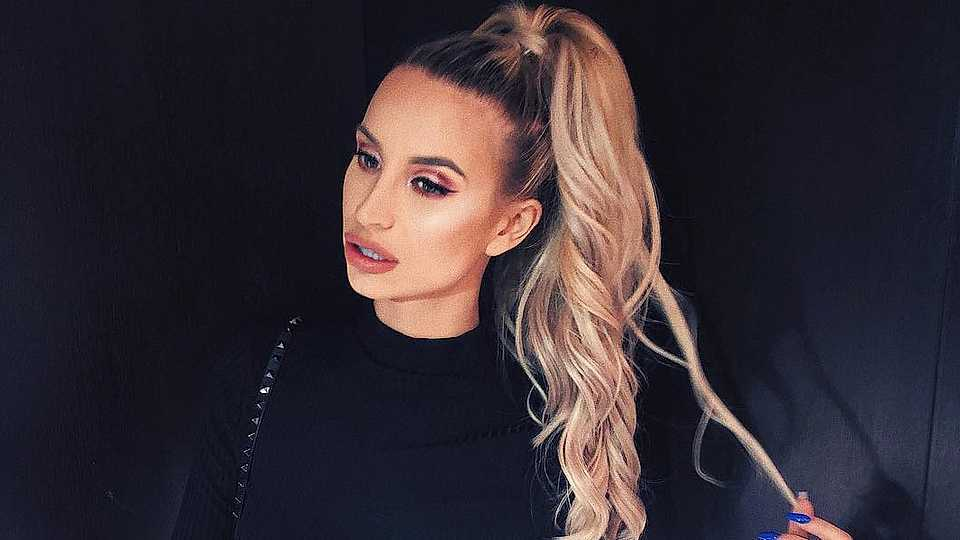 Ferne McCann opens up about taking baby Sunday to see Arthur Collins
