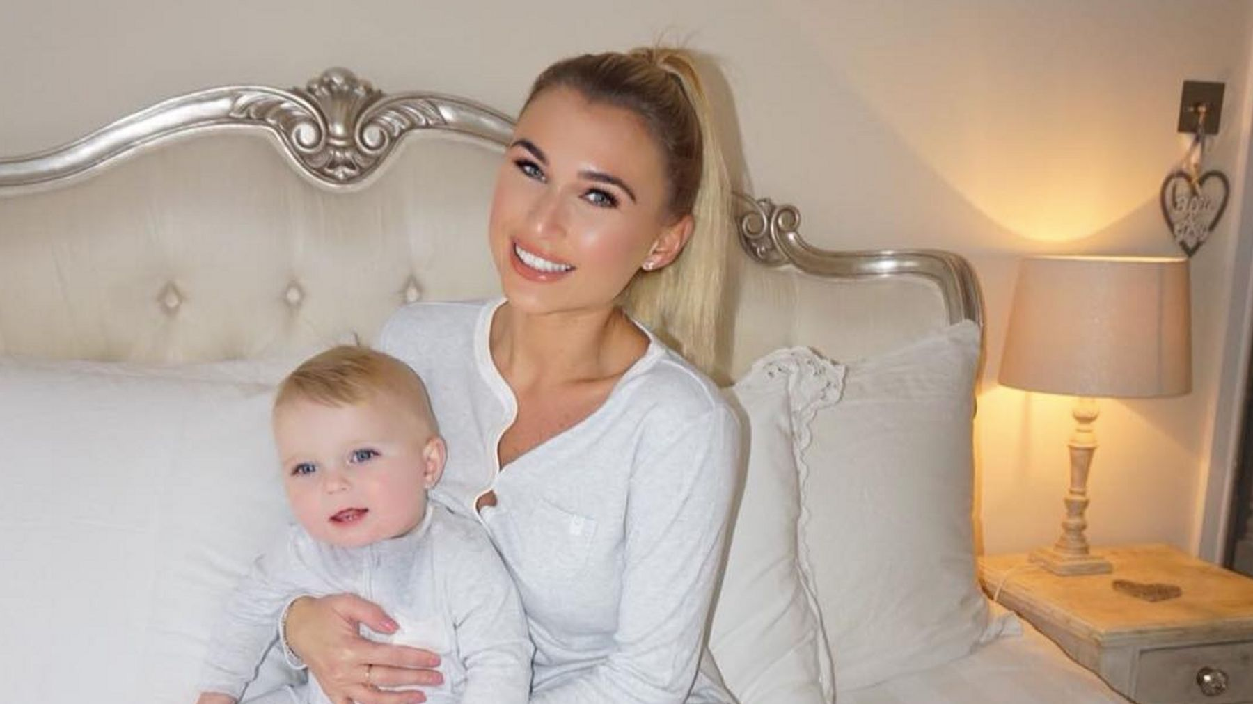 See inside Billie Faiers' Peter Rabbit themed party for Arthur's