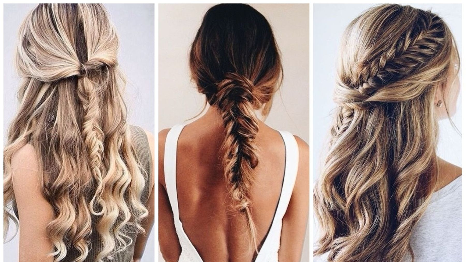 The Fishtail Plait: Step-By-Step Instructions And All The ...