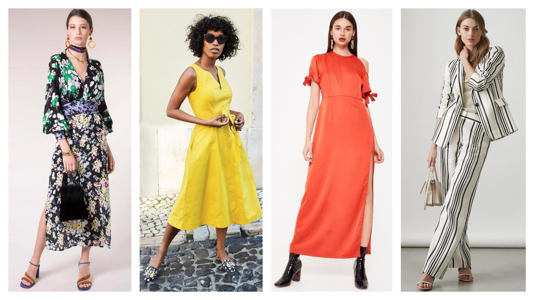 12 Stylish Wedding Guest Dresses You Ll Actually Want To Wear Again Grazia