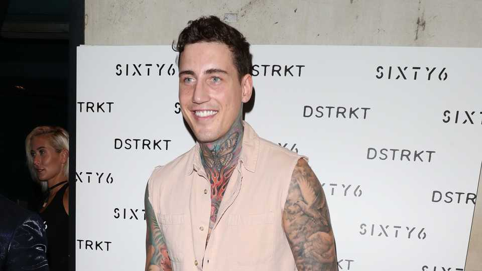 Jeremy Mcconnell Signs Up For Naked Attraction Celebrity Special Celebrity Heat
