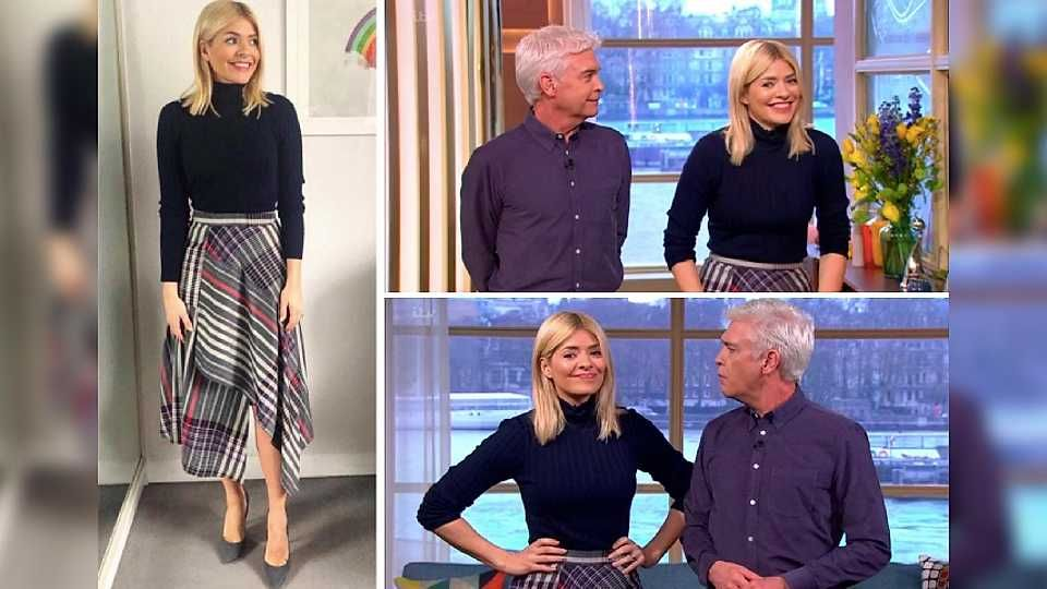24397d07ae8c All of Holly Willoughby's clothes from This Morning and where to get ...