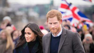 Harry confirms dating meghan