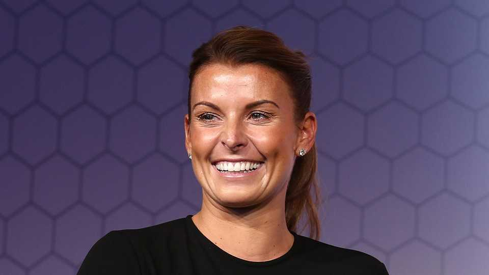 27fb005650c Coleen Rooney set for Strictly Come Dancing