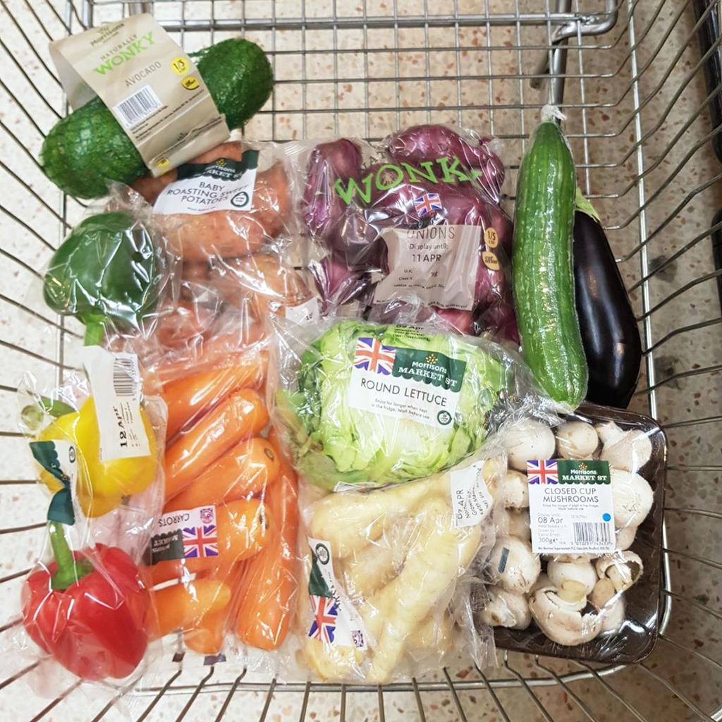 How To Compile A Healthy Shopping List On A Budget For One | Grazia