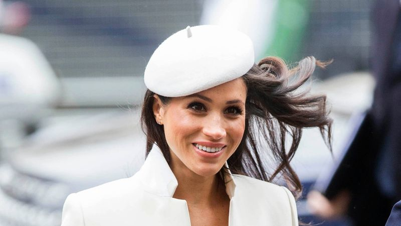 Andrew Morton On His New Biography Of Meghan Markle - Grazia