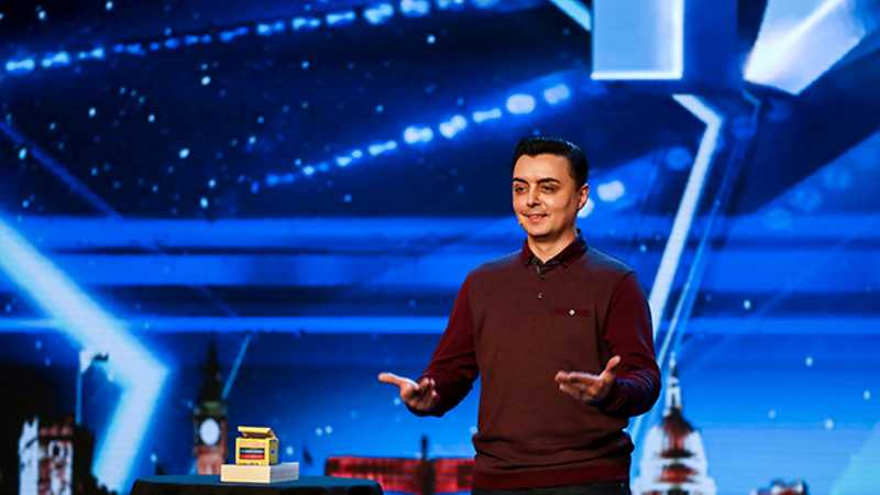Everything you need to know about Britain's Got Talent magician Marc