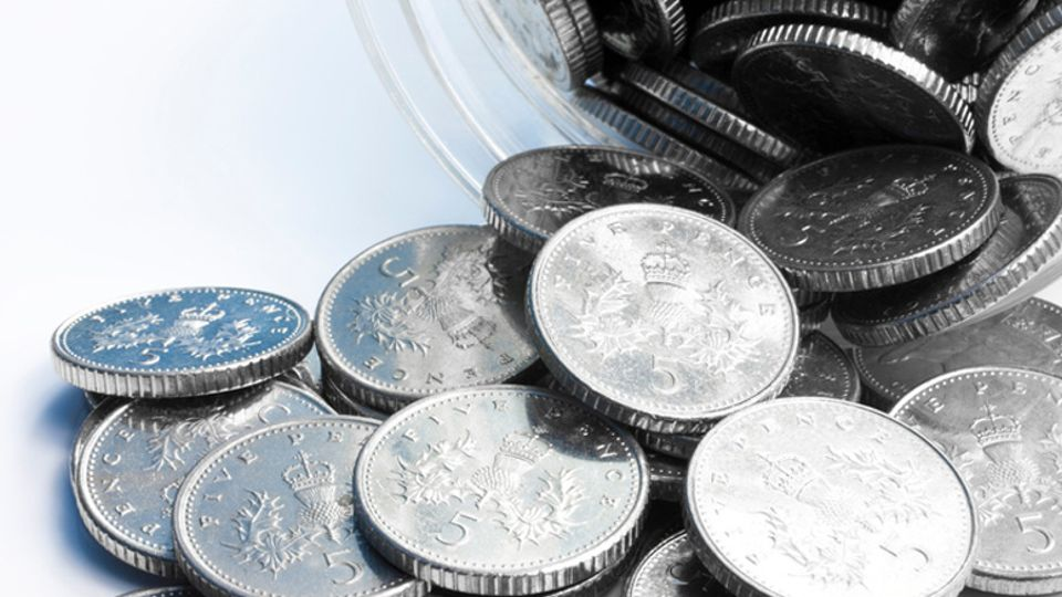 Find out how some 5p coins could be worth around £50