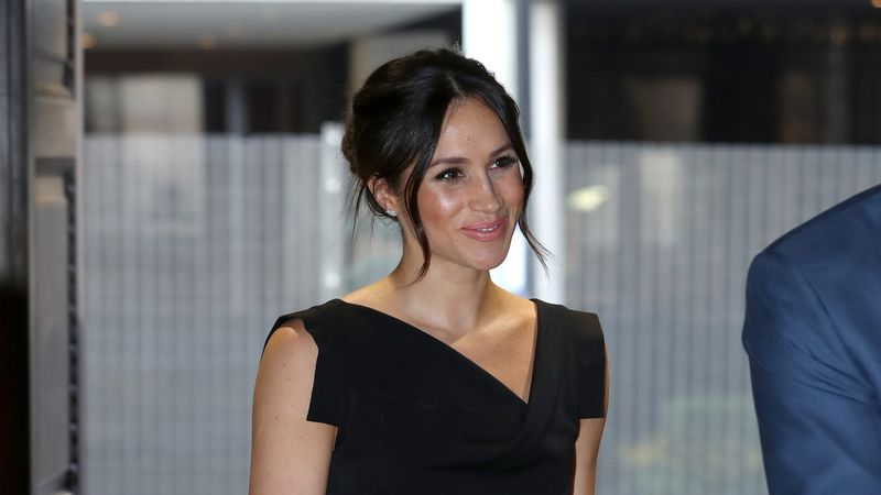 This Is Why You'll Probably Recognise Meghan Markle's 'Jackie O' LBD
