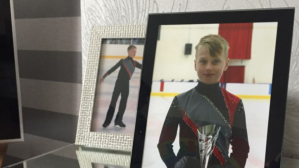 Family Of Port Glasgow Figure Skater Campaign For