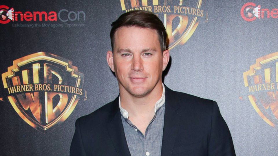 58569fccb5b5 Channing Tatum s new film role is VERY different to his previous ...