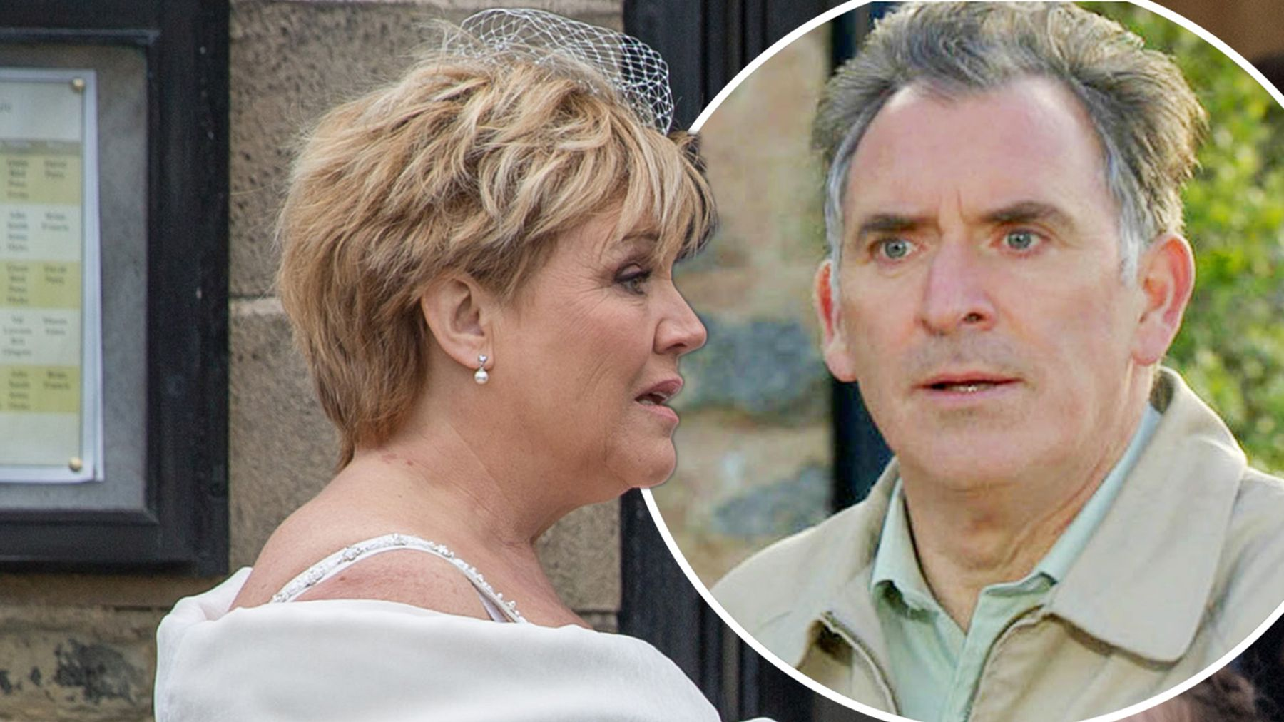 Emmerdale spoilers: Will Bob make it down the aisle with Brenda