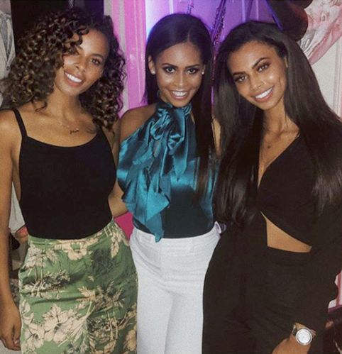 Rochelle Humes Reunited With Sister After 23 Years Thanks To Love Island S Kem Cetinay Grazia