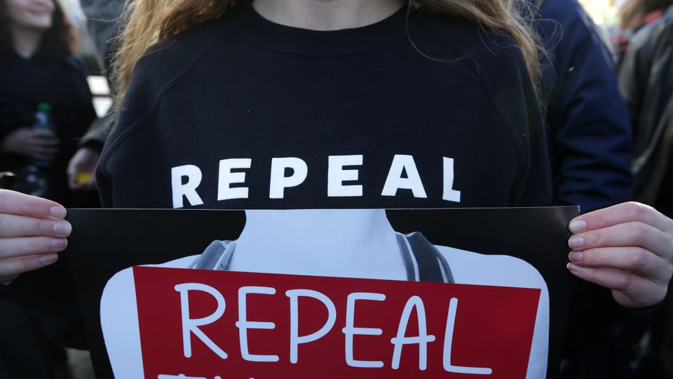 Polly Vernon: The Irish Referendum On Abortion Gets Closer, In Every Sense