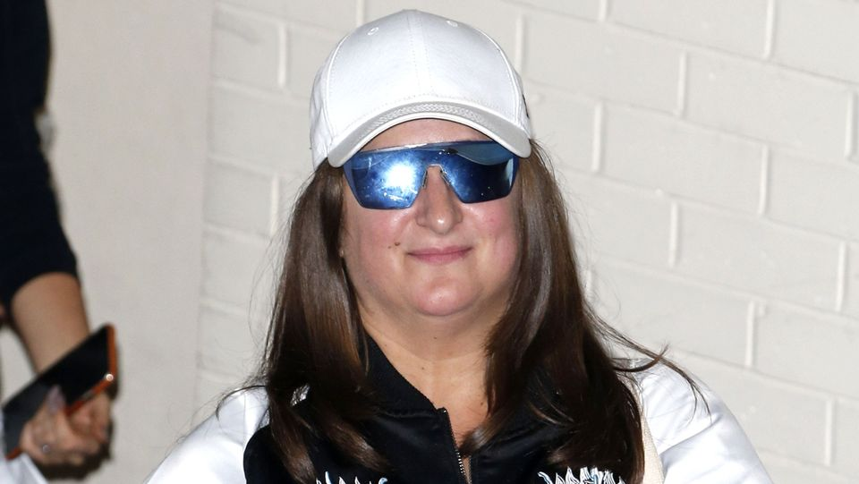 75afa01d046f The X Factor s Honey G ditches her trademark look for an outfit from ...