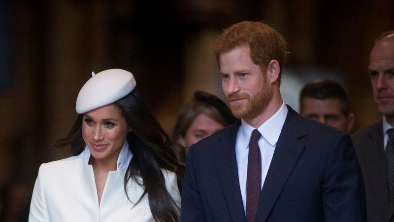 Instrument Of Consent For Prince Harry And Meghan Markle's Royal Wedding - Grazia